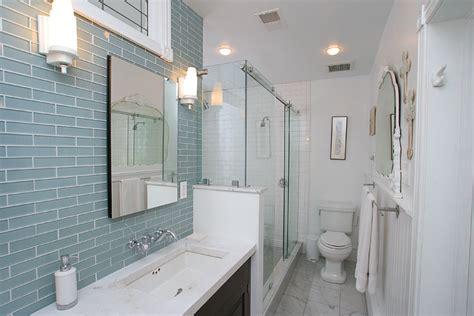 7 small bathroom tile ideas to create a more spacious look