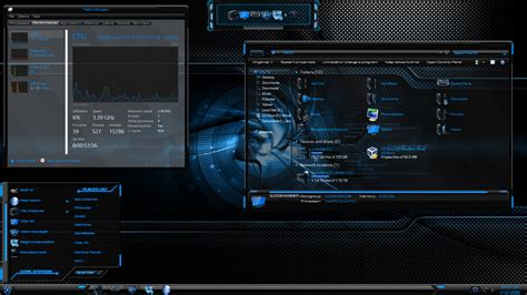 hud themes for windows 8 1 windows 8 1 desktop hud evolution by mr grim by