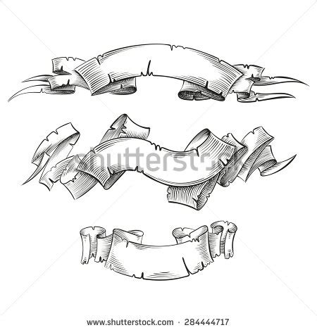 scroll banner stock images royalty free images amp vectors