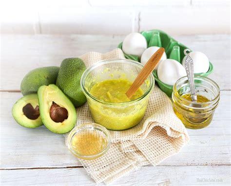 diy avocado mask diy avocado hair mask recipe