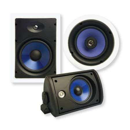 audio speakers discount home automation