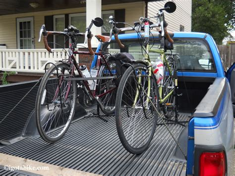 Diy Truck Bike Rack by Truck Bicycle Carrier Bicycle Bike Review