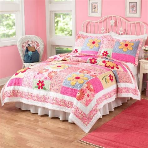 Kid Bedspreads And Comforters by Pem America Pink Quilt Set Traditional