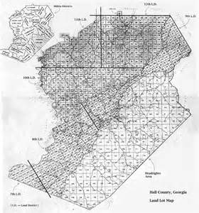 county land lot map