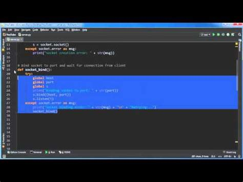 python tutorial networking full download python networking tcp socket tutorial