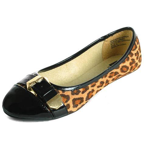 shoes flats alpine swiss womens cheetah ballet flats faux