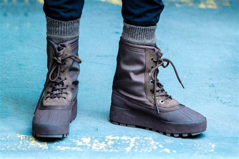 adidas yeezy  boot fall  sneaker bar detroit