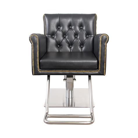 Nailhead Trim Chair by Hair Chair With Nailhead Trim And Tufting Winston