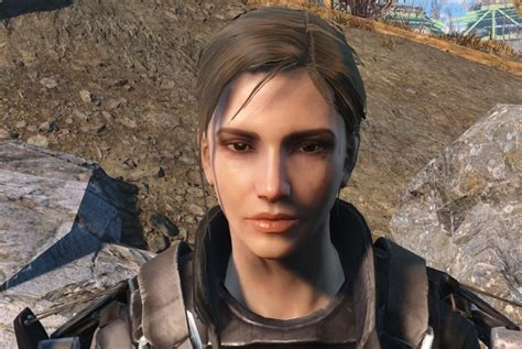 fallout 4 character mods female charley female character preset fallout 4 mod cheat fo4