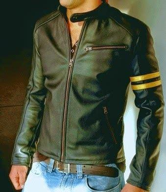 desain jaket ramones jual jaket kulit wolverine logan murah jaket kulit