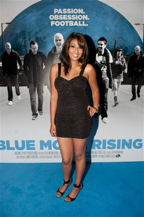 poppy jhakra poppy jhakra photos photos blue moon rising uk film