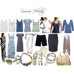 Summer Capsule Wardrobe by Capsule Wardrobe Random Stuff I Like