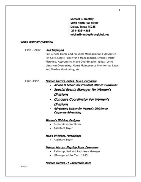 Sle Resumes 2012 by Pet Store Resume Sle 28 Images Resume 2012 Professional Trainer Templates To Showcase Your