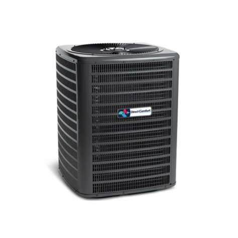 what is the most comfortable ton direct comfort 1 5 ton 14 seer heat pump split system in