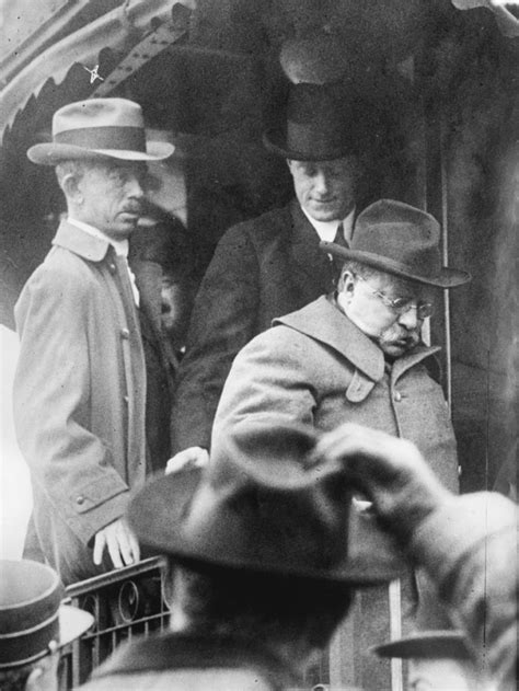 Pictures of Theodore Roosevelt at Sagamore Hill in Oyster