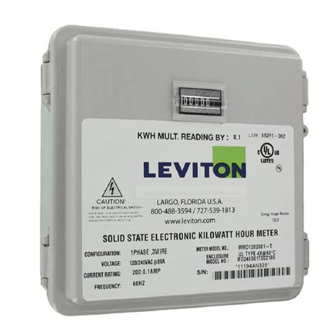 nema 4x enclosure fan leviton individual mini meter submeter in small nema 4x