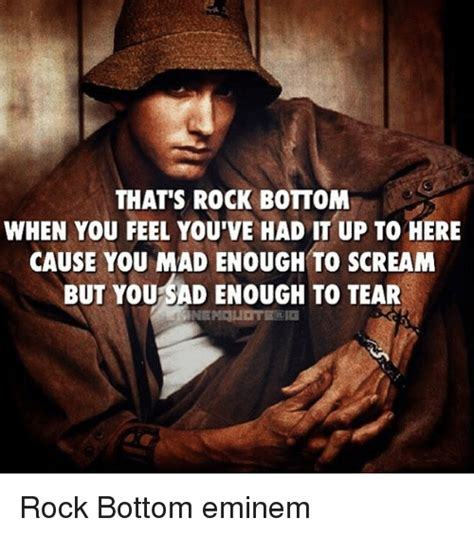 Rock Bottom Meme - 25 best memes about memes memes meme generator