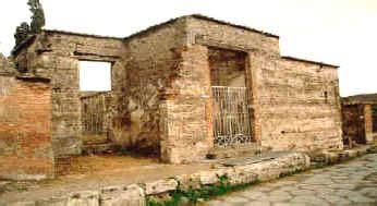 casa chirurgo pompei la casa romana