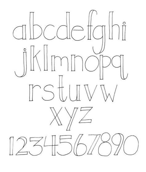Letter Writing Sle Best 25 Font Alphabet Ideas On Handwriting Fonts Alphabet Writing Fonts And