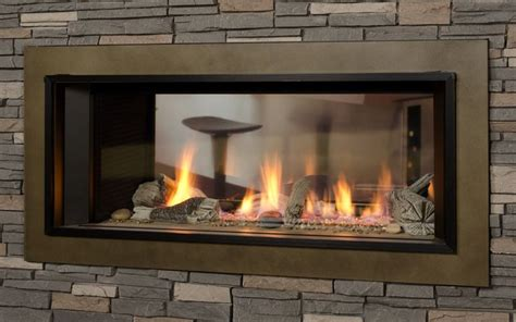 2 sided electric fireplace 17 best images about valor fireplaces l1 linear series 2
