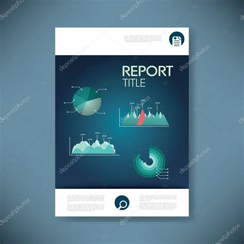 report covers templates business report cover page template 60 images