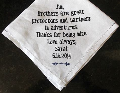 25  best ideas about Brother wedding gifts on Pinterest