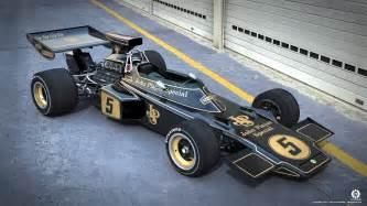 Lotus Racing Lotus 72d Formula 1 Alt View By Dangeruss On Deviantart