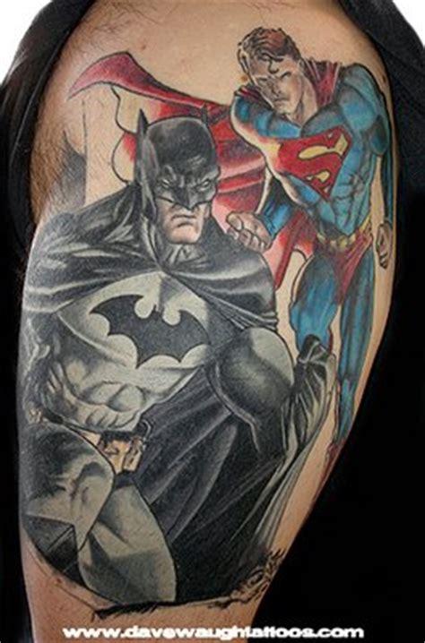 superman batman tattoo designs brainsy heart amazing superman tattoo