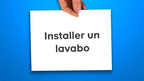Installer Un Lavabo Salle De Bain 4396 by Installer Un Lavabo Castorama
