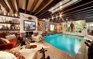 how to decorate a room with a pool table the 10million manhattan mansion with a 30 000 gallon