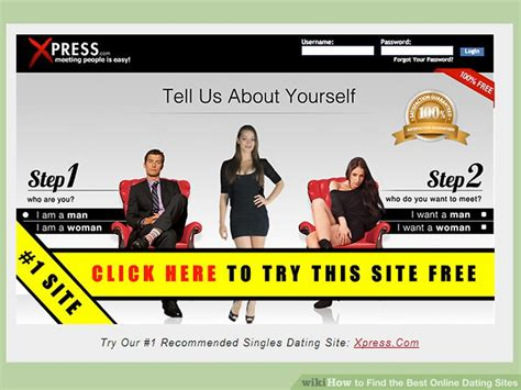 Free dating search site