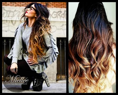 ombre hair extensions 14 wave hair extensions to change your