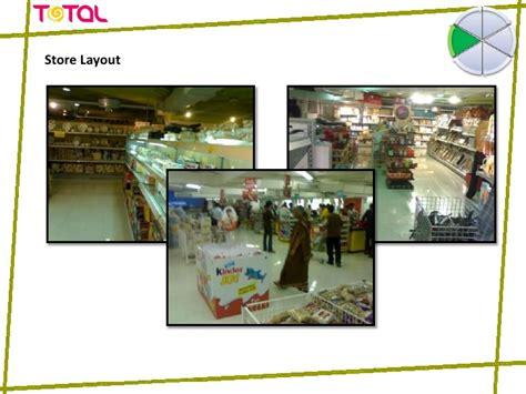 retail layout of big bazaar retail mix big bazaar vs total hypermarket