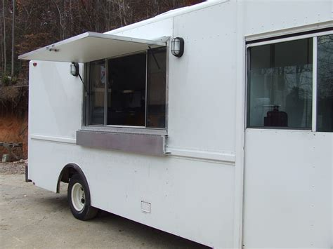 food truck window design advanced concession trailers