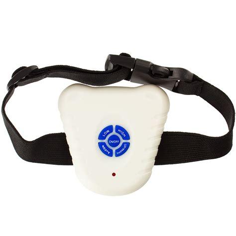 bark collar for small small ultrasonic anti bark no barking pet