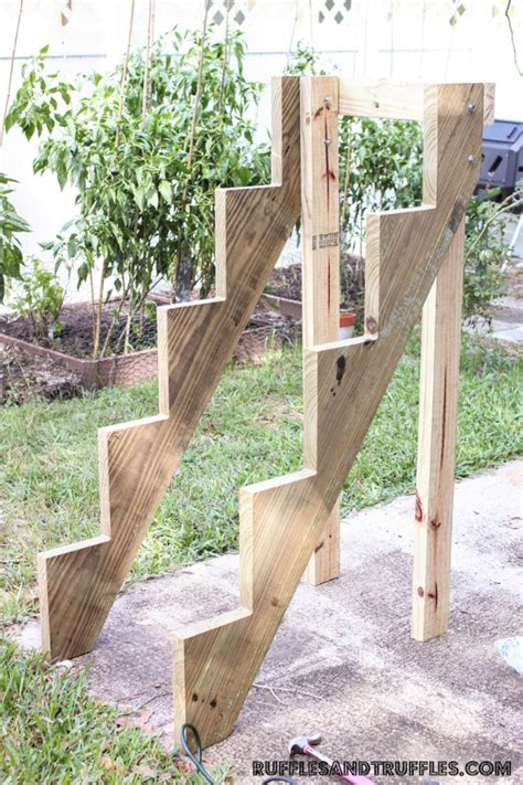 diy vertical planter garden gardens planters and 2