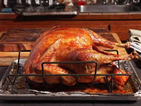 Cooked Turkey Shelf by The Food Lab Roasting Turkey Throw Out Your Roasting Pan