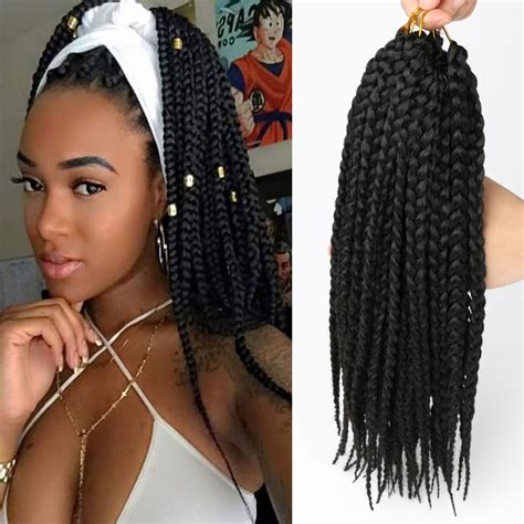 crochet braiding hair for sale crochet box braids hair crotchet braids crochet hair
