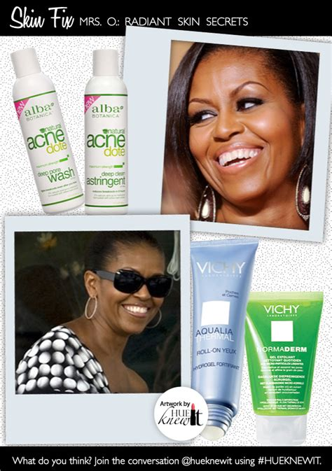 mrs obama hair products get maintain radiant skin like michelle obama