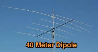 40 in meters 40 meter dipole