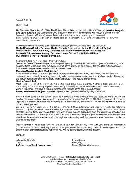 Sponsorship Letter For An Event Pdf Corporate Sponsorship Funds Request Letter Pdf Chainimage