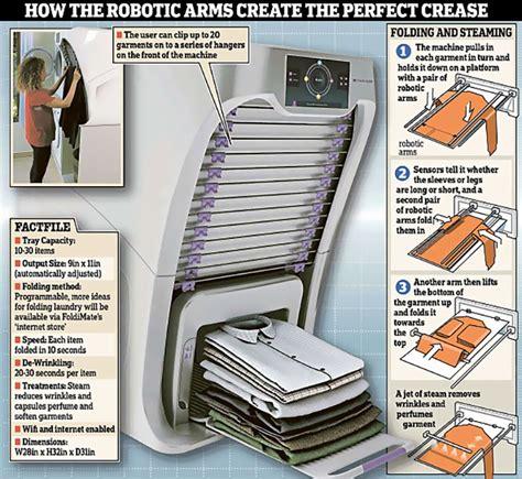 Jual Parfum Laundry Sit foldimate le robot qui repasse le linge en le pliant