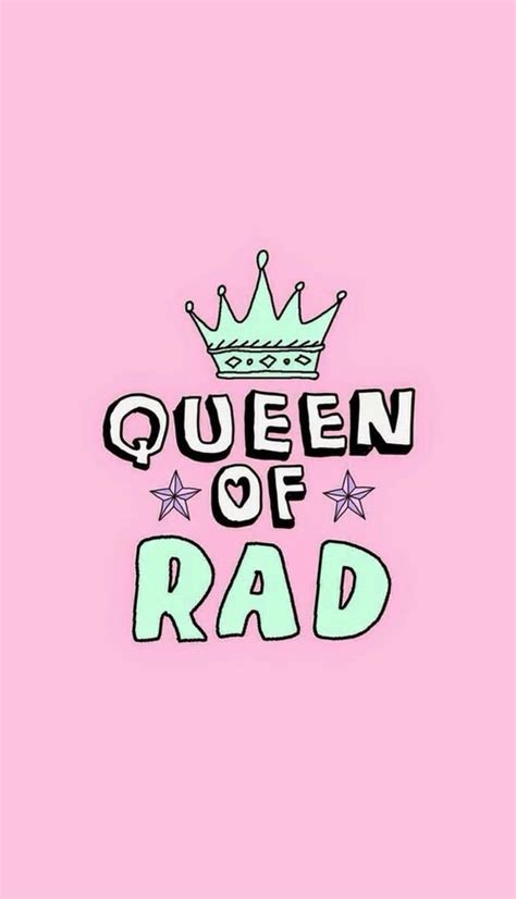 pink queen wallpaper the queen of rad image 2649950 by lady d on favim com