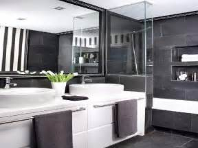 Black And Grey Bathroom Ideas grey bathroom ideas black white and gray bathroom designs lexeraticom