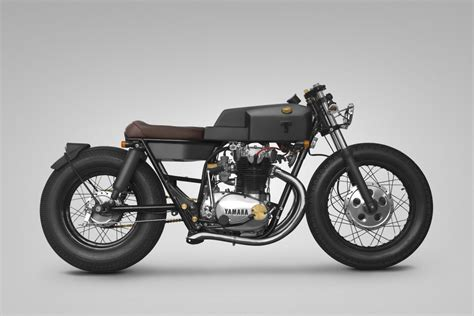 Handmade Cafe - yamaha xs650 custom by thrive motorcycle