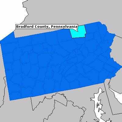 Bradford County Court Records Bradford County Pennsylvania County Information Epodunk