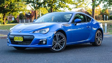 2015 Subaru Brz Review Caradvice