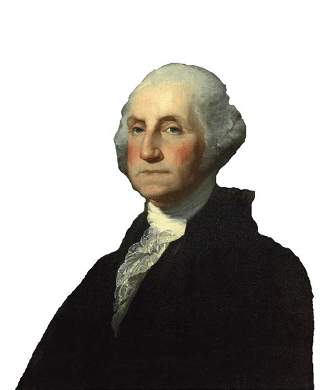 Background George Washington | photoshop assignments part 2 presented in ibooks
