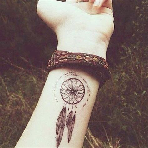 small tattoo placement ideas 38 small dreamcatcher placement ideas small