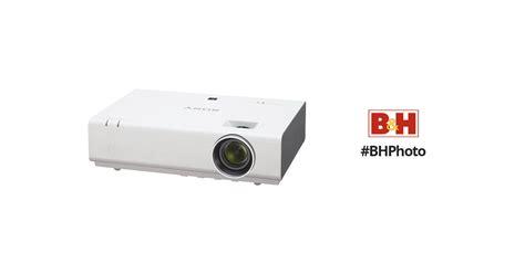 Proyektor Sony Ex255 sony vpl ex255 3300 lumen xga lcd projector vpl ex255 b h photo